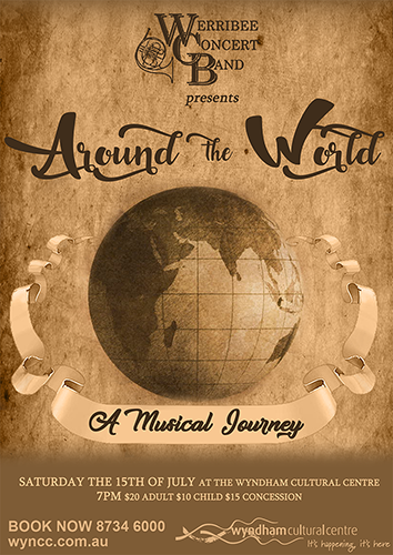 Around the World – A Musical Journey