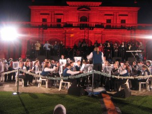 Carols by Candlelight, Werribee Park 2005
