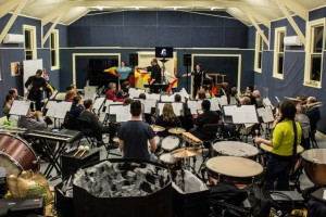 Major concert rehearsal 2014